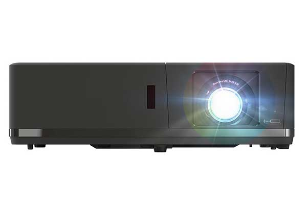 Optoma ZH506T-B 5000lm Full HD DLP Laser Installation Projector, Black