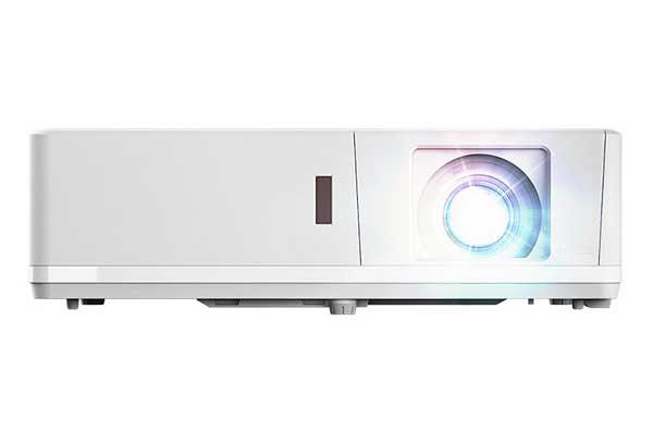 Optoma ZH506T-W 5000lm Full HD DLP Laser Installation Projector, White