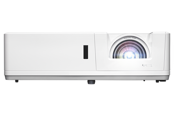 Optoma ZH606TST-W 6000lm Full HD Short-Throw DLP Laser Projector, White