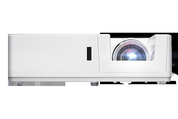Optoma ZU606T-W 6000lm Full HD DLP Laser Installation Projector, White