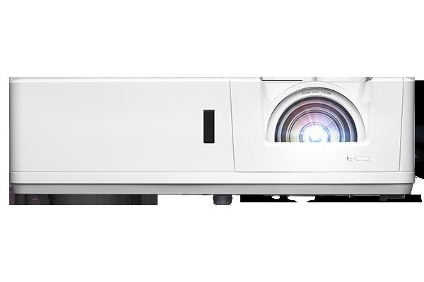 Optoma ZU606TST-W 6000lm Full HD DLP Laser Short-Throw Projector, White