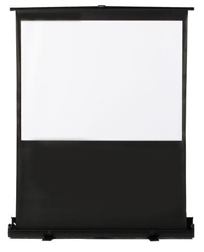 Hamilton Buhl 80in. Portable Projector Screen (64 x 48in.) (Matte White) 4:3