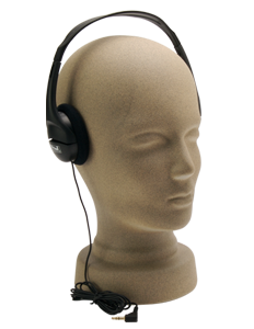 Anchor Audio AL-HP Lightweight Headphones