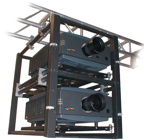 Display Devices AVS AvStack Projector Stacker for Large Projectors