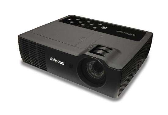 InFocus IN1116 2200lm WXGA Mobile Projector