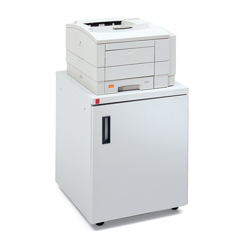 Office Machine Stand/Laser Printer Stand, 2-inch Hidden Ball Casters