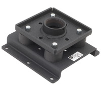 Chief CMA-345 Structural Ceiling Plate with Rubber Flex Joint
