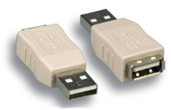 Comprehensive USBAM-AF USB A Male To A Female Adapter