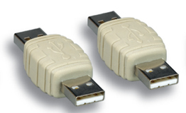 Comprehensive USBAM-AM USB A Male To A Male Adapter
