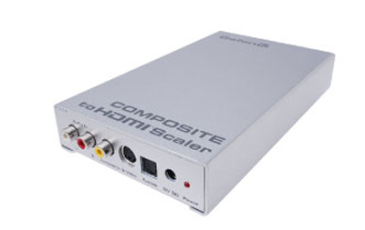 Gefen TV Composite/S-Video to HDMI Scaler (1080p/1920x1200)