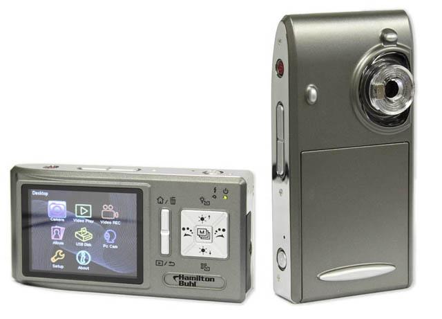Hamilton VP-SCOPE Portable Digital Microscope Camera 2MP - 2.8 in LCD