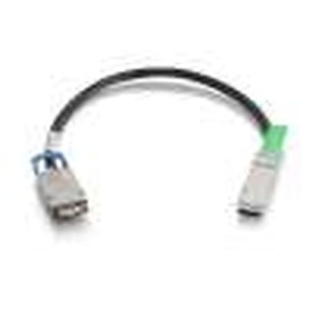 3 Meters//9.8 Feet InfiniBand Cable C2G//Cables to Go 06172 28AWG CX4//QSFP