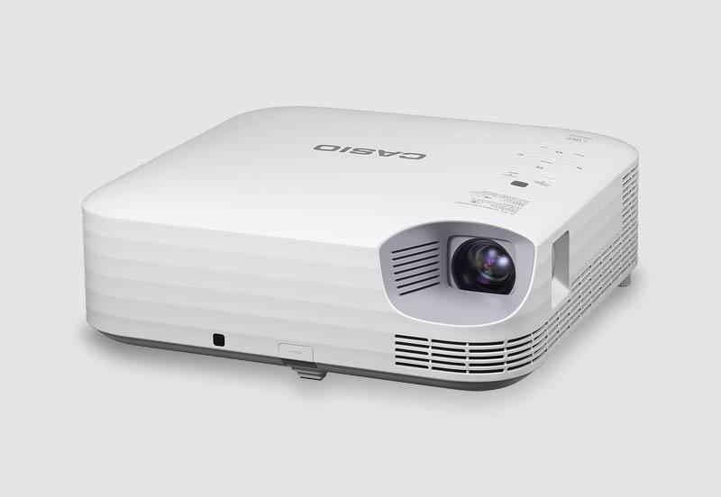 Casio XJ-S400UN 4000lm WUXGA Lamp-Free DLP Projector w/ Networking