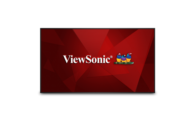 Viewsonic CDP9800 98in Ultra HD Commercial Large Format Display