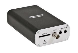 Network Video Streamer w/PoE Injector; includes PWE-4803RU