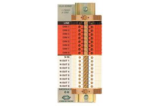 Crestron CLT-1DIM8 Terminal Block for CLX-1DIM8 Dimmer Module