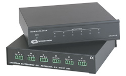 Crestron CNXHUB 6-port Cresnet Hub/Repeater Module, for 20 Cresnet Devices