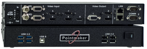 Pointmaker CPN-6000 Live Streaming Annotation System