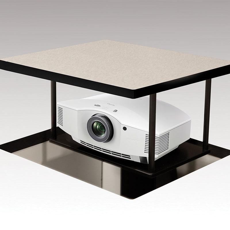 Draper 300450 Credenza Projector Lift, 110 V