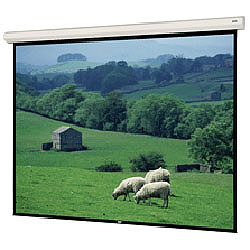Da-Lite 96388 210in Large Cosmopolitan Electrol Screen, Matte White (4:3)