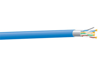 Crestron DigitalMedia 8G Cable, plenum, 500 ft spool
