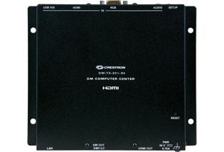 Crestron DM-TX-201-S2 DigitalMedia 8G Single-Mode Fiber Transmitter 201