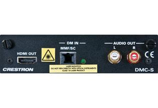 Crestron DMC-S DigitalMedia 8G Fiber Input Card for DM Switchers