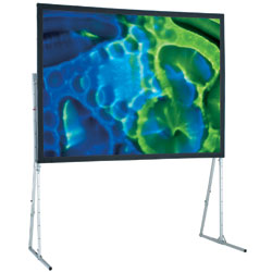 Draper, 241031 Ultimate Folding Screen, Heavy Duty Legs