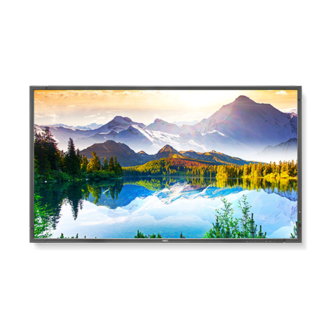 NEC E905-R 90in LED Backlit Commercial-Grade Display, Refurbished