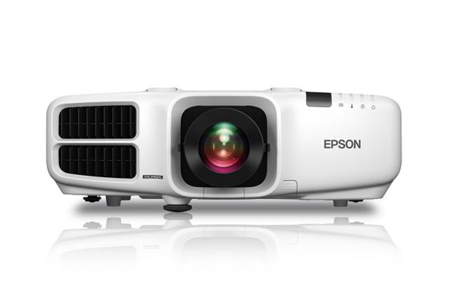 Epson PowerLite Pro G6470WU WUXGA 3LCD Projector w/ Standard Lens