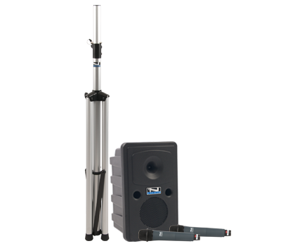 Anchor GG-BPDUAL Go Getter Portable PA System w/ Bluetooth Dual Basic Package