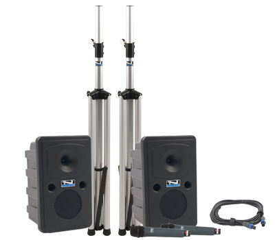 Anchor GG-DPDUAL Go Getter Portable PA, Bluetooth Dual Deluxe Package