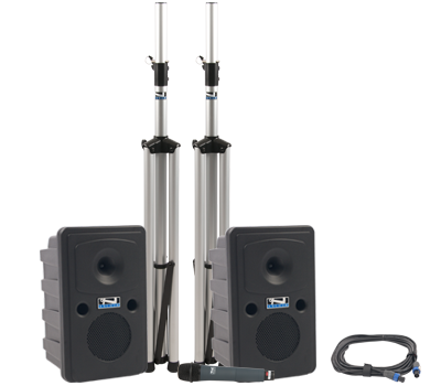 Anchor Audio GG-DP Go Getter Portable PA System with Bluetooth Deluxe Package
