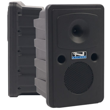 Anchor Audio GG-8000U2 Go Getter Portable PA System with 2 Wireless Receivers