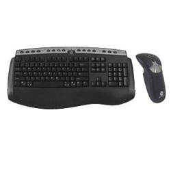Gyration Wirelss Air Mouse GO Plus w/ Full Size Keyboard