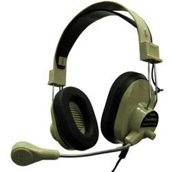 Hamilton HA-66M Deluxe Headphone with Microphone