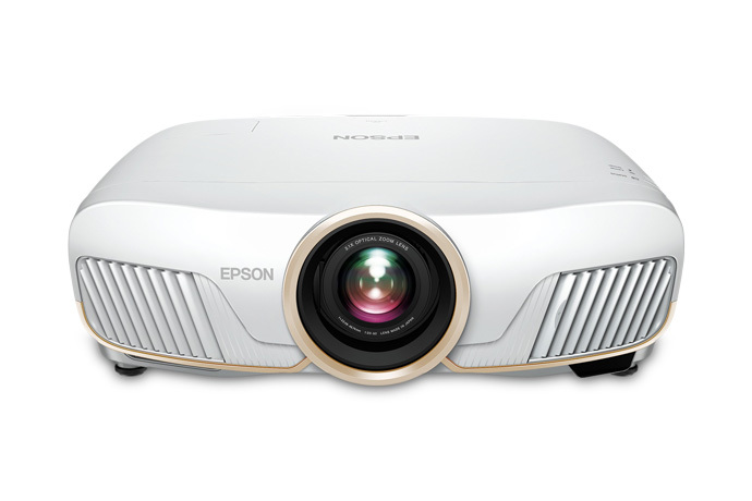 Epson Home Cinema 5050UB 4K PRO-UHD 3LCD Projector w/ HDR10