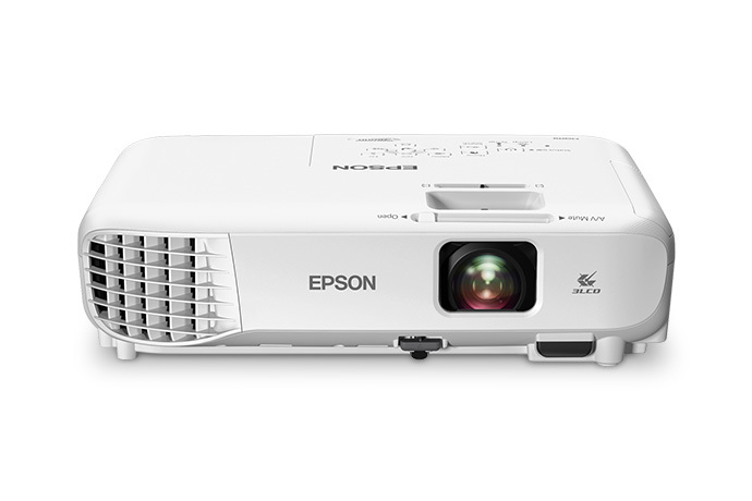 Epson PowerLite Home Cinema 760HD 3300lm 720p LCD Projector