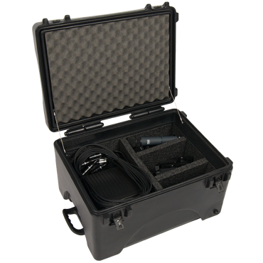 Anchor Audio HC-ARMOR24-CM Hard Case for CouncilMAN Systems