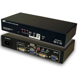HRT SC-1080D HD Analog and DVI/HDMI Scaler