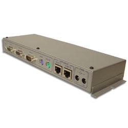 HRT U97-H2 Dual Head Video KVM Extender with Audio