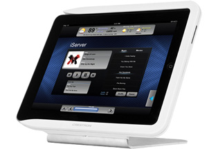 iPanel TableTop Docking Station for iPad 2 & iPad (3rd gen.), Smooth White