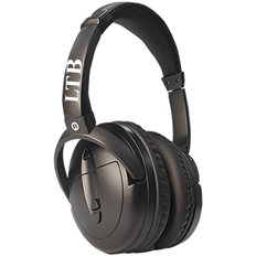Hamilton MG51-USB Magnum True 5.1 Surround Sound USB over Ear Headphones, Mic