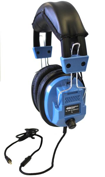 Hamilton SC-AMV iCompatible Deluxe, Headset, In-Line Mic