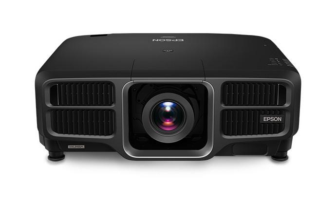 Epson Pro L1495U 9000lm WUXGA Laser Projector w/ 4K Enhancement, Standard Lens