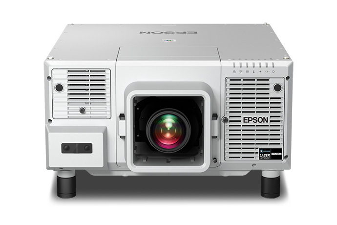 Epson Pro L20002UNL 20,000lm WUXGA LCD Laser Projector, White (No Lens)