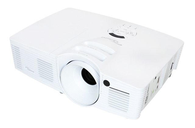 Optoma HD26 3200lm Full HD 3D Home Theater Projector