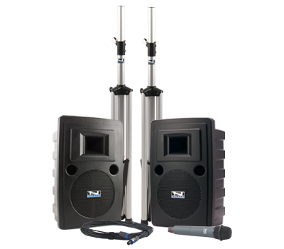 Anchor Audio LIB-DPAC Liberty Platinum Sound System Deluxe Package