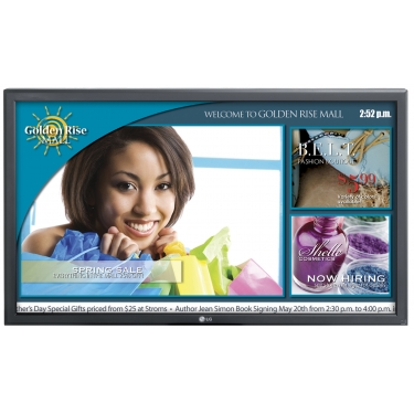 LG M4210LCBA 42in class LCD Widescreen Full HD Capable Monitor