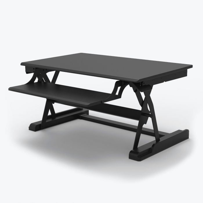 Luxor LVLUP PREMIER Level Up Premier Standing Desk Converter